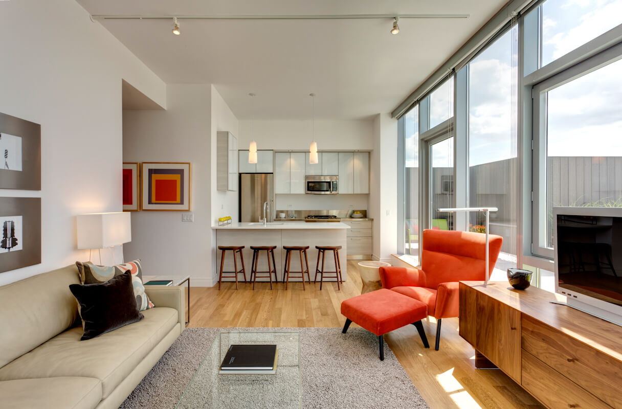 Midtown Apartments with Luxurious Balconies & Home Offices ...